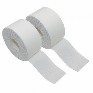 DynaPro Porous Zinc Oxide Tape is a great choice for application of the circular arch taping technique
