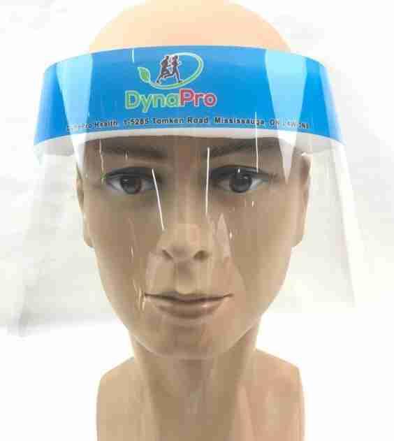 DynaPro Face Shield